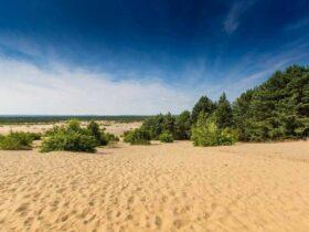 największa pustynia w europie