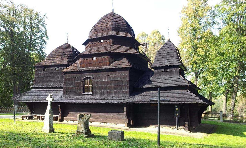 Cerkiew w Równi