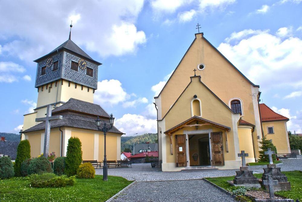 Kaplica Czaszek wygląd z zewnątrz