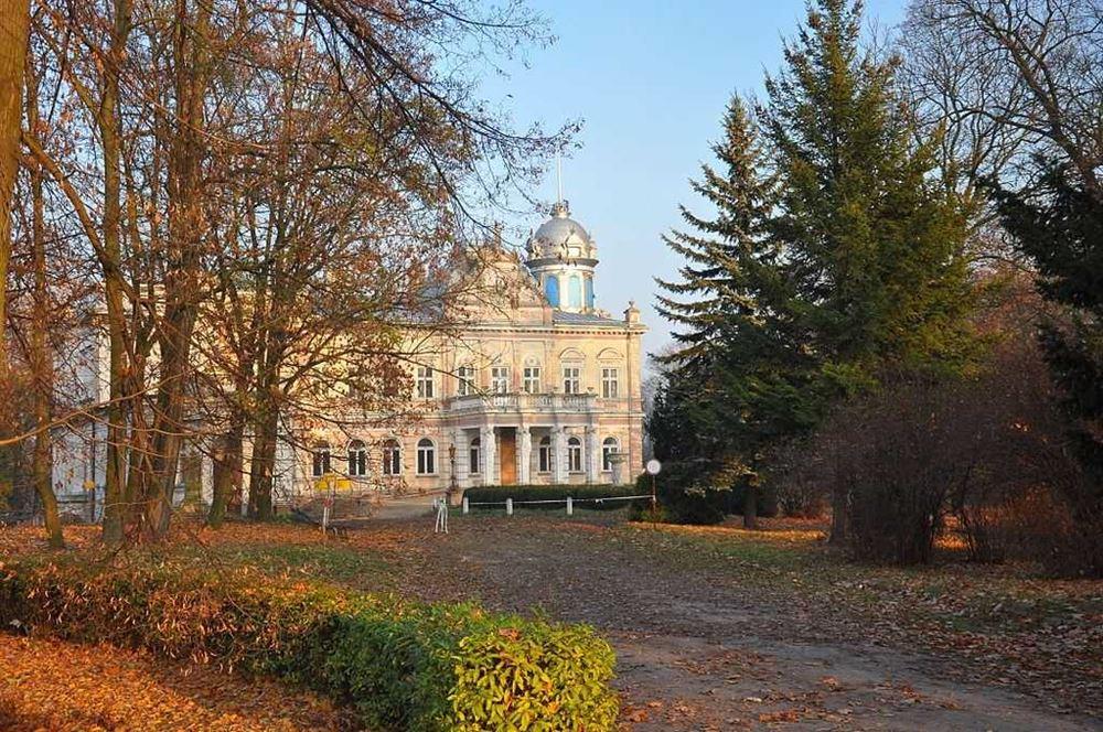 Pałac w Kościelcu