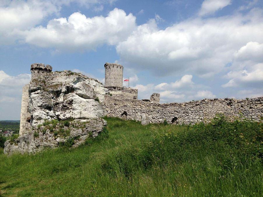 zamek-ogrodzieniec Zamek w Ogrodzieńcu Turystyka Zamki