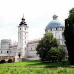 zamek w krasiczynie - ciekawe miejsca w polsce