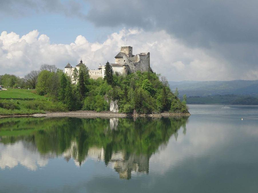 zamek-w-niedzicy Zamek w Niedzicy Turystyka Zamki