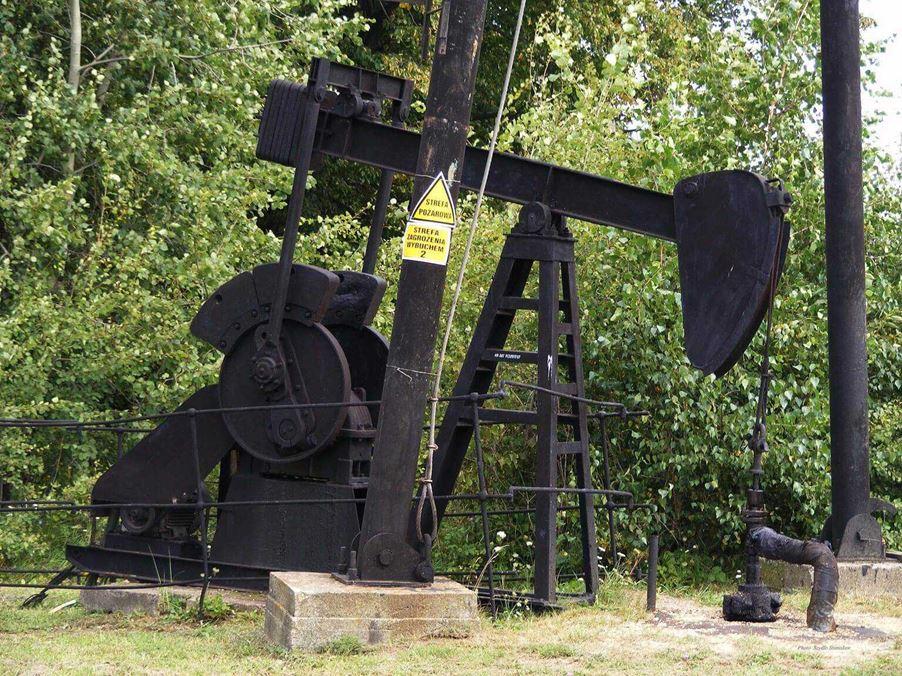 Najstarsza kopalnia ropy