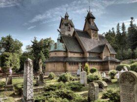 Kościół Wang - Ciekawe miejsca w Polsce