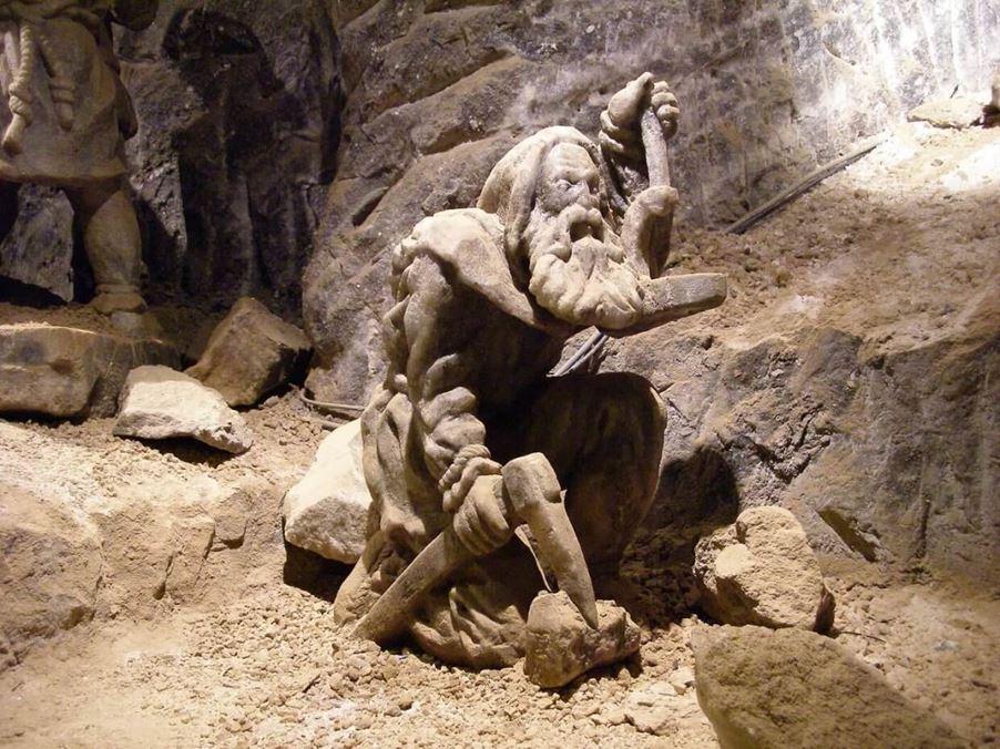 Bochnia – najstarsza kopalnia soli