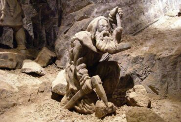 najstarsza kopalnia soli