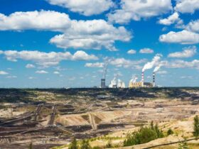 kopalnia w bełchatowie