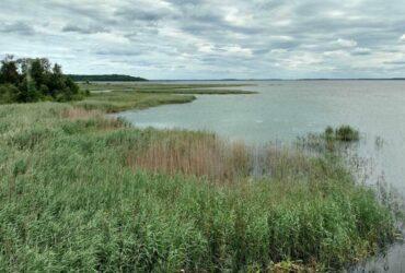 Jezioro Luknajno - ciekawe miejsca w Polsce