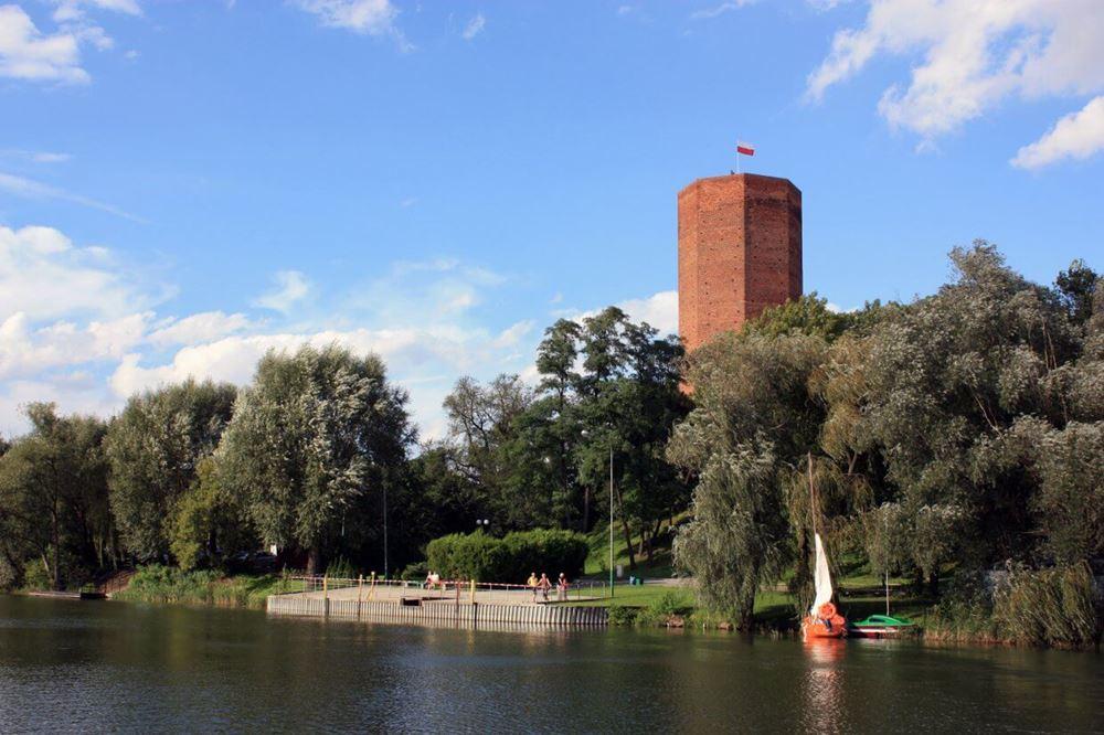 Jezioro Gopło i Mysia Wieża - Ciekawe miejsca w Polsce<br />