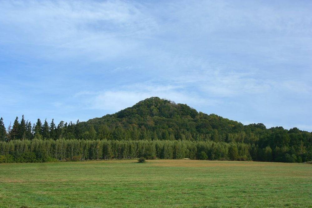 Wygasły wulkan w Polsce - Ciekawe miejsca w Polsce<br />