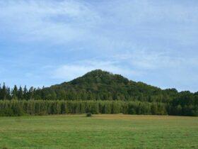 Wygasły wulkan - ciekawe miejsca w Polsce