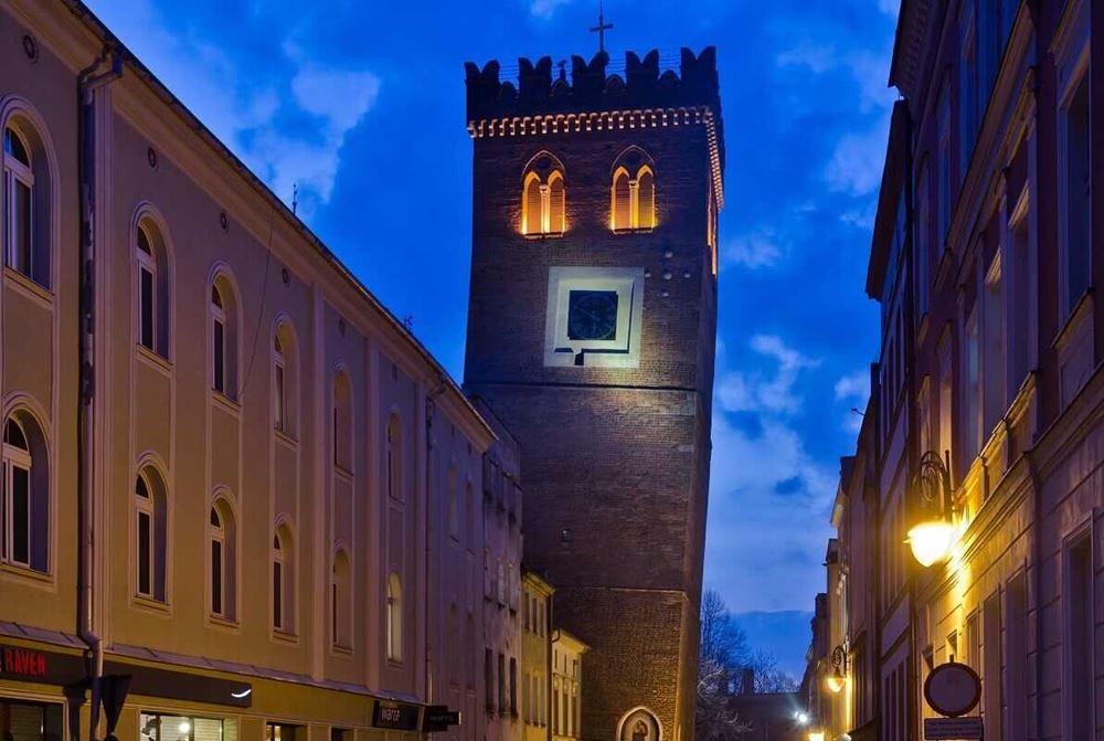 Krzywa Wieża - Ciekawe miejsca w Polsce<br />