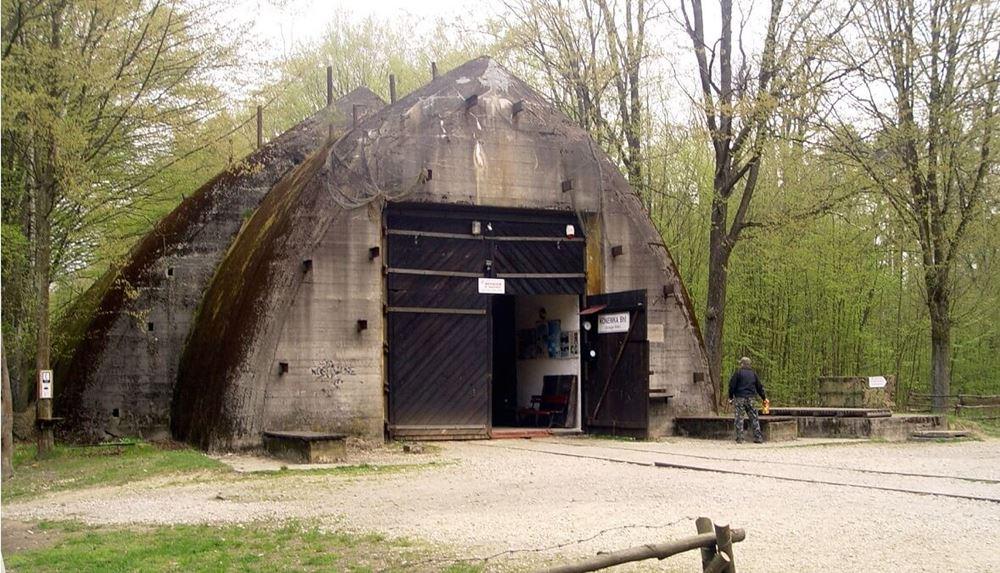 bunkry konewce - bunkry konewka - konewka - anlage mitte
