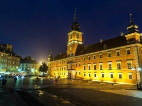 Zamek w Warszawie