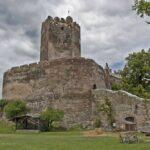 zamek bolków - zamki w polsce