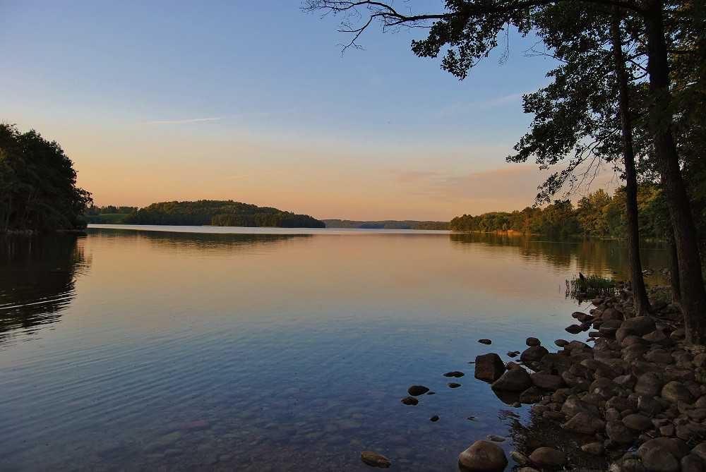 jezioro hańcza - ciekawe miejsca w polsce