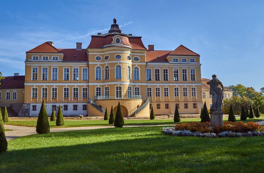 Monumentalny Pałac w Rogalinie