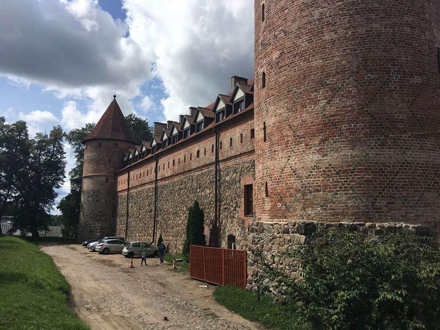 Zamek Bytów