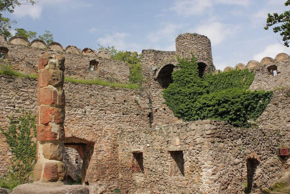 Zamek Chojnik - Pręgierz - Legenda o Kunegundzie