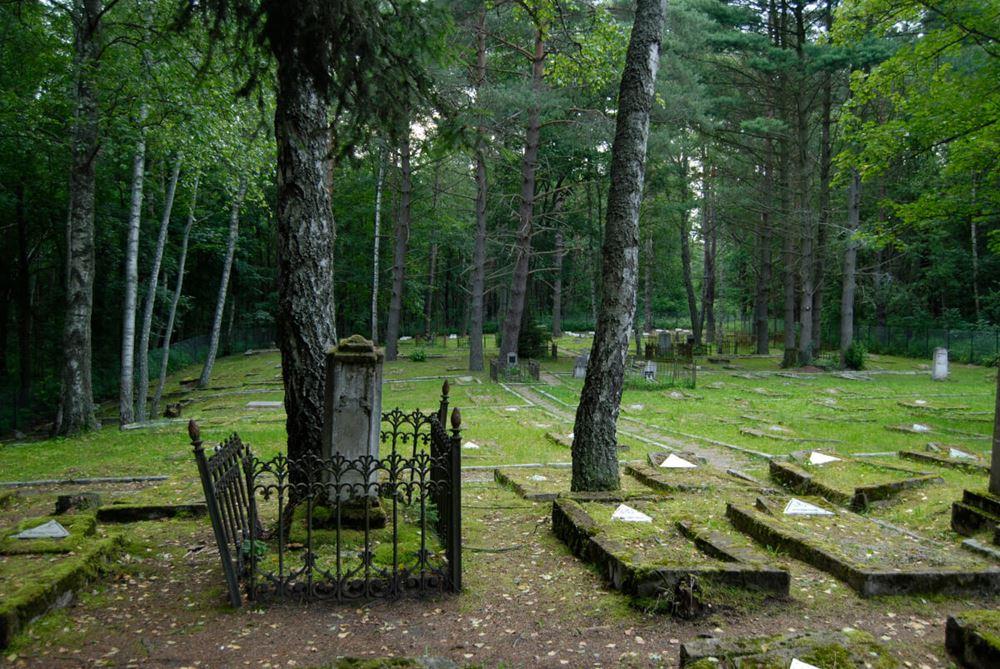 Cmentarz Radziecki - Borne Sulinowo