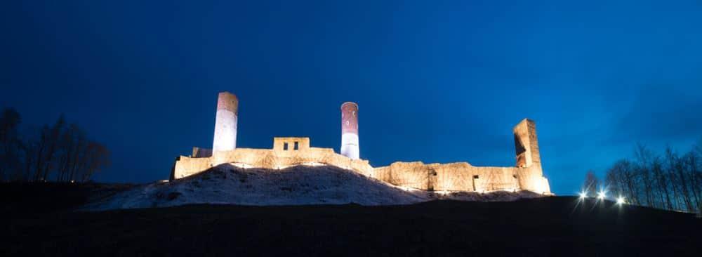 Historia zamku