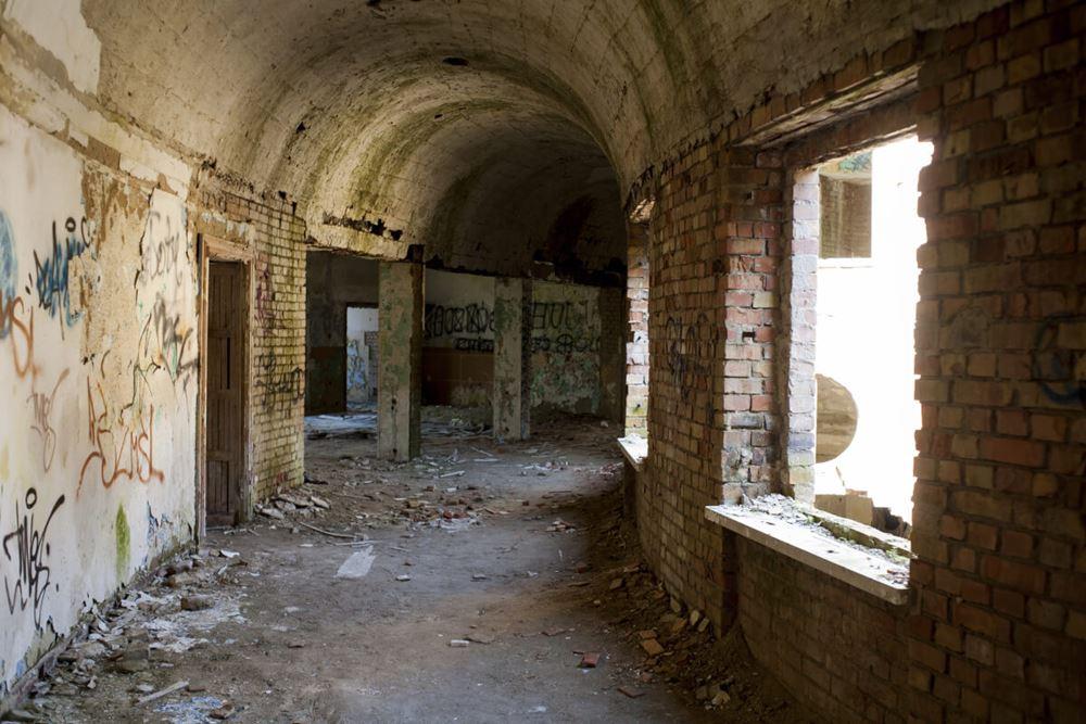 Borne Sulinowo to idealne miejsca na kręcenie filmów grozy.