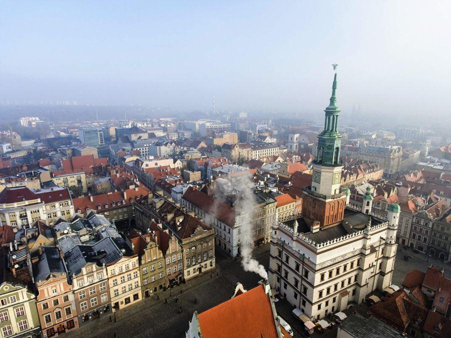Ścisłe centrum Poznania