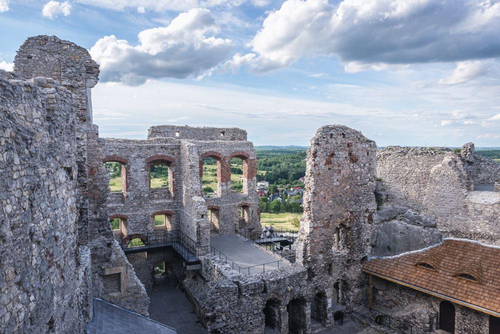 Zamek Ogrodzieniec – Historia w zasięgu ręki