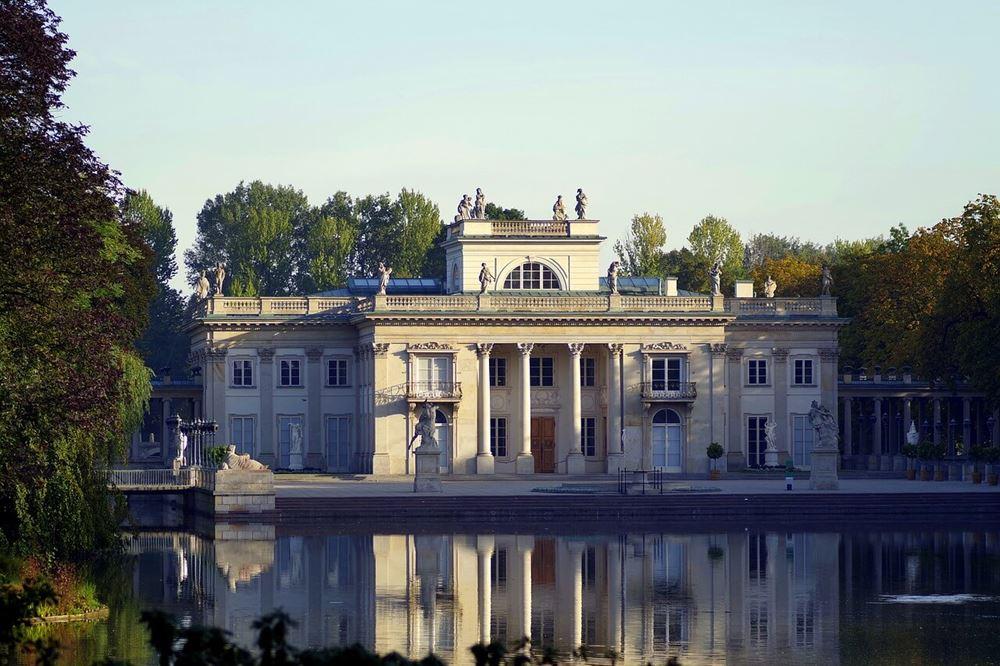 łazienki Królewskie W Warszawie Historia Godziny Otwarcia