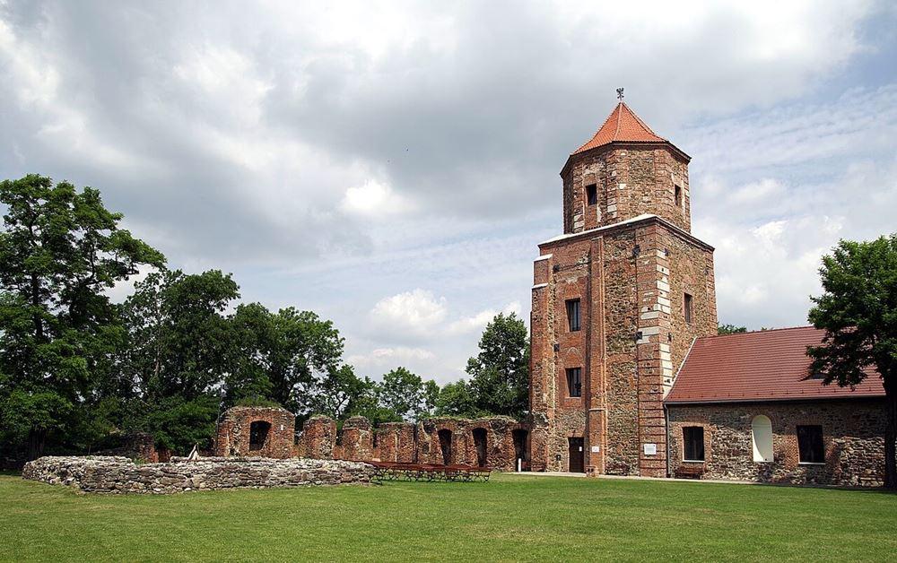 Zamek w Toszku - centrum kultury zamek - toszku