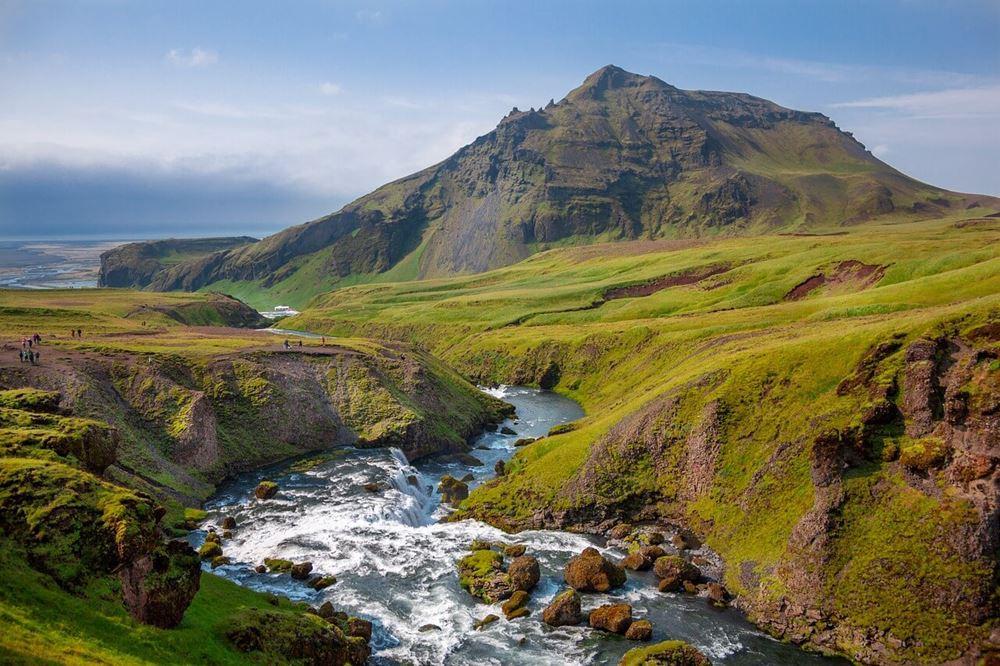 Islandia - Bogactwo widoków