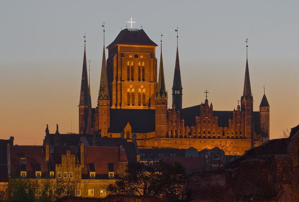kościół św. w Gdańsku