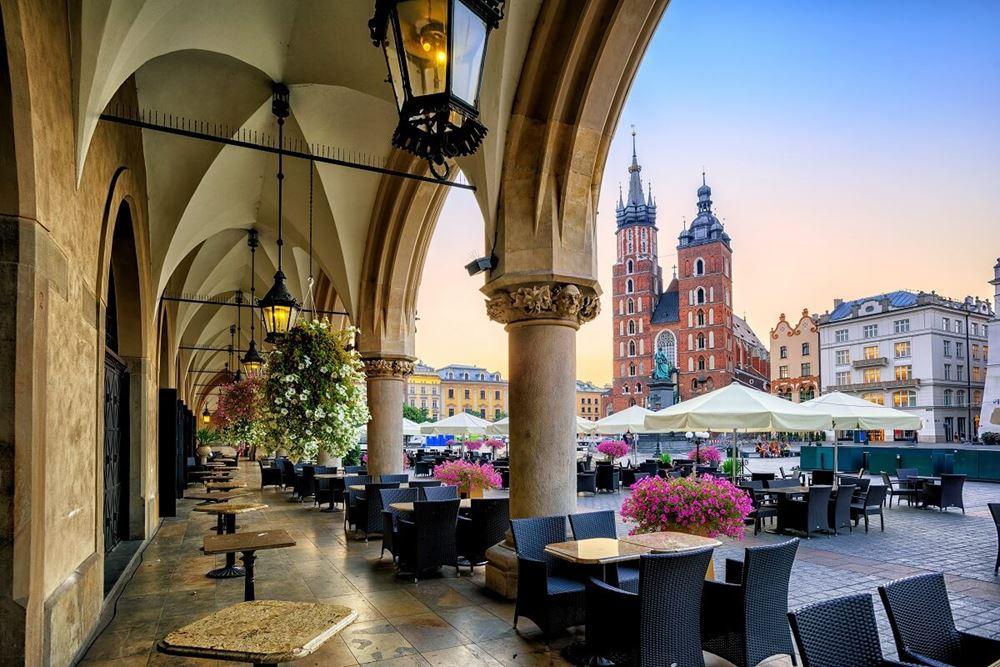 Kraków - najpiękniejsze polskie miasto