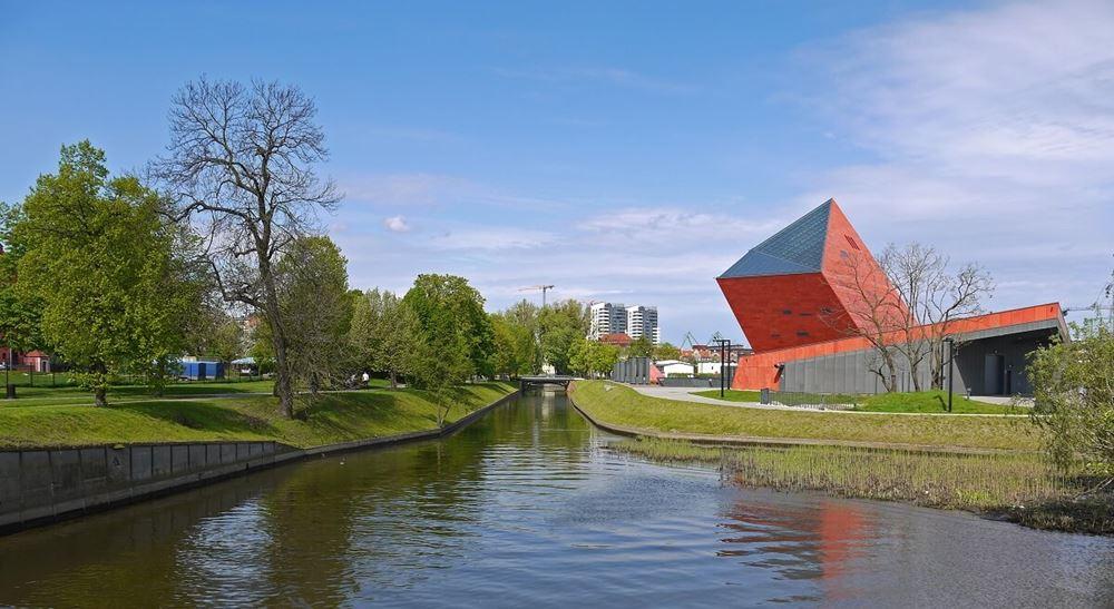muzeum ii wojny światowej - atrakcje w gdańsku