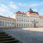 Pałac w Rogalinie - wielkopolska turystyka