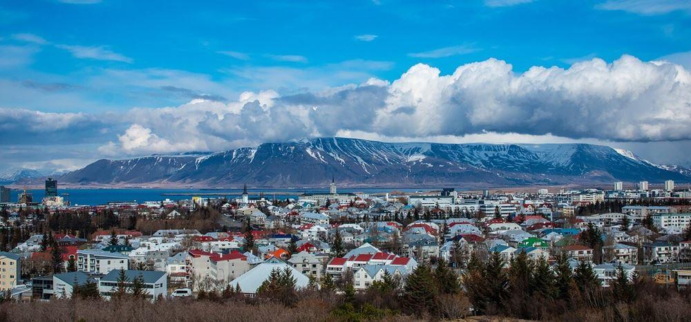 reykjavik stolica
