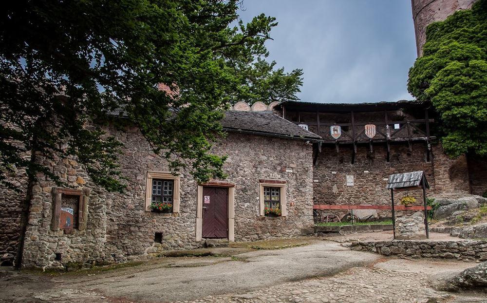 Zamek Chojnik - dolnyśląsk
