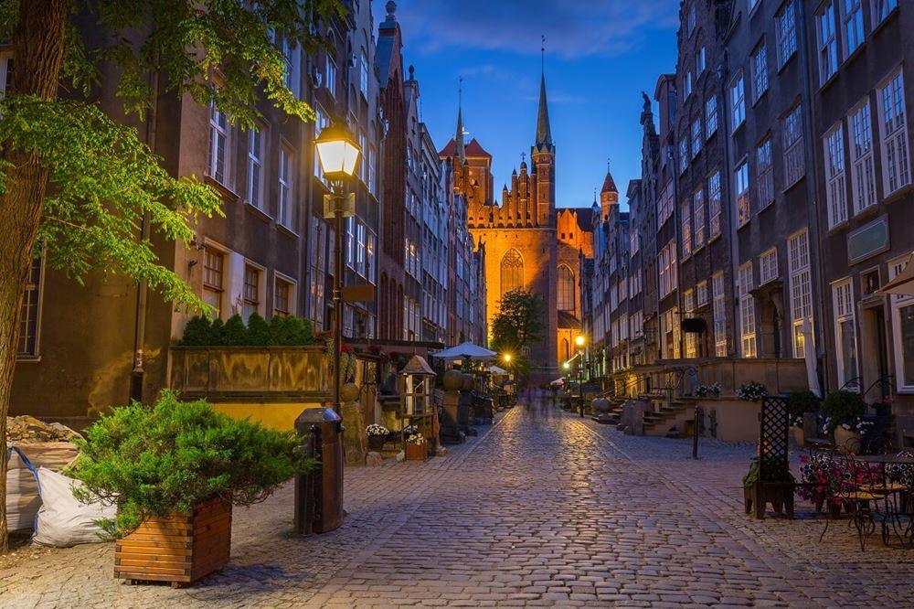 dom uphagena - obiekty i miejsca, które warto zobaczyć - gdańsk
