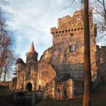 zamek grodziec na dolnym śląsku