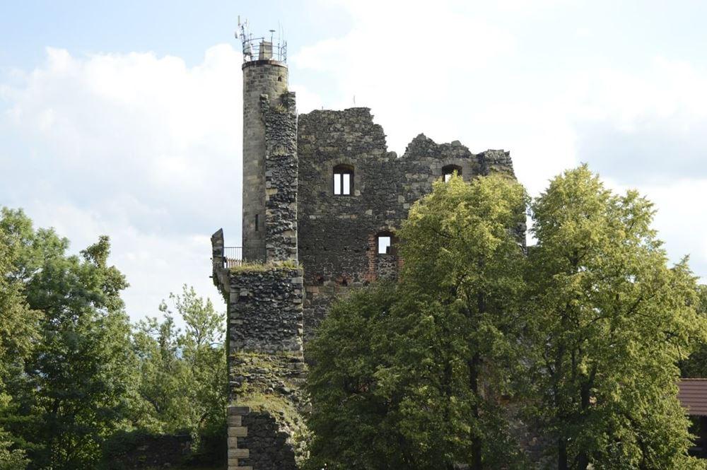 grodziec zamek - zwiedzanie zamku