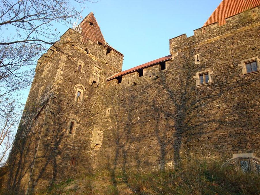 zamek grodziec - zwiedzanie zamku