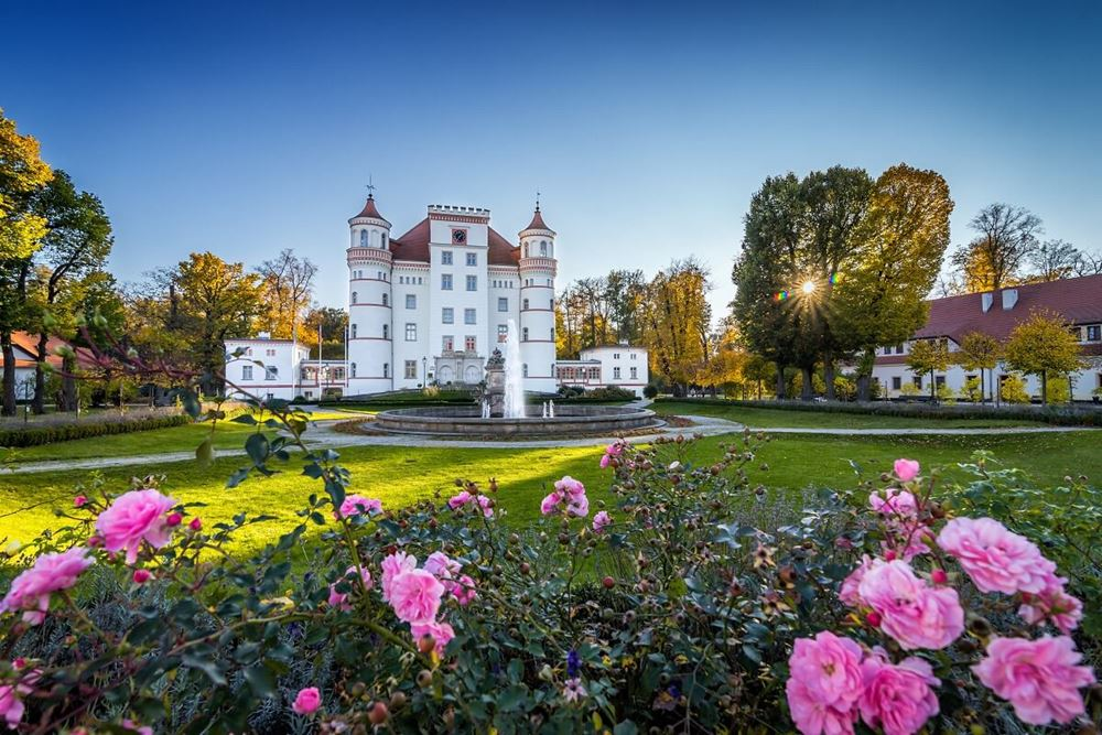 Pałac Wojanów - pałace jelenia góra