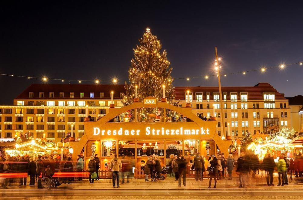 Jarmark Świąteczny Frankfurt