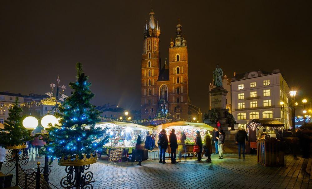 Jarmark Świąteczny Kraków