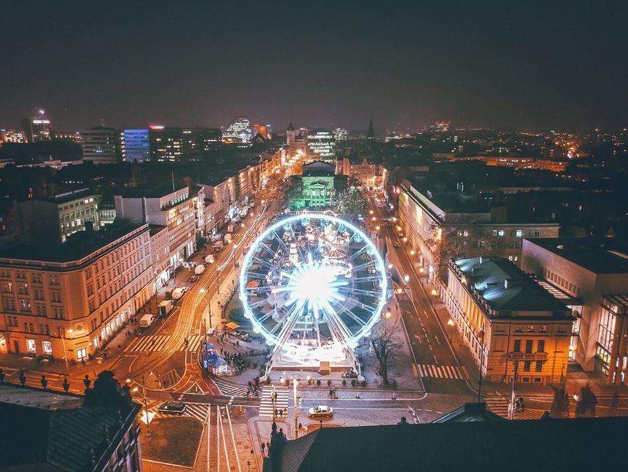 Jarmark Świąteczny Poznań