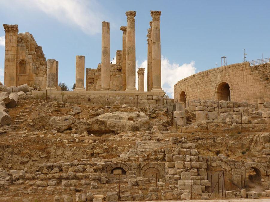 świątynia Artemidy - Efez Turcja