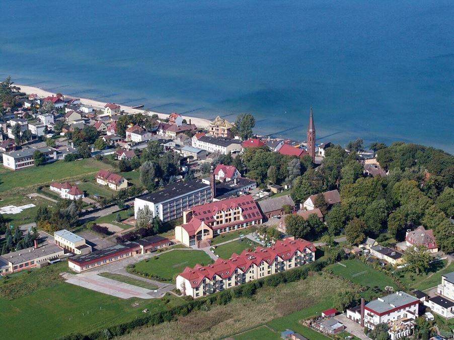 sarbinowo morze bałtyckie
