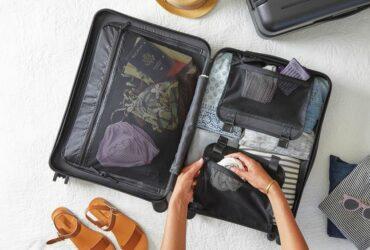 walizka turystyka
