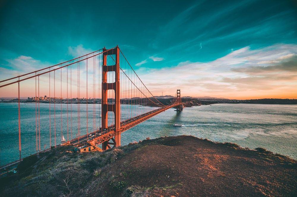 San Francisco - Most Golden Gate